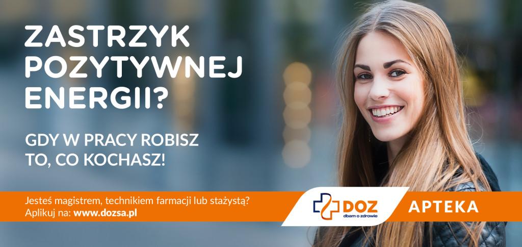 Kampania rekrutacyjna dla DOZ S.A.