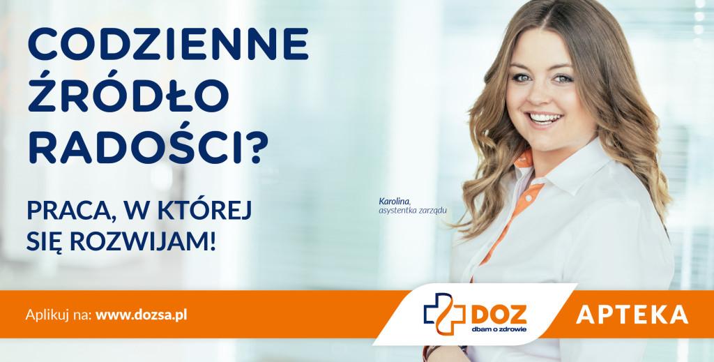 Druga edycja kampanii rekrutacyjnej DOZ.SA